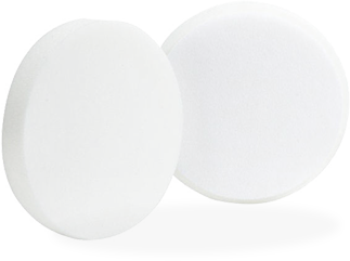 Buffpad White | BHP Best High Performance